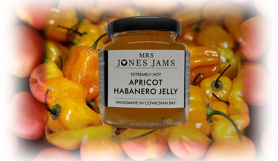 Apricot Habenero Jelly