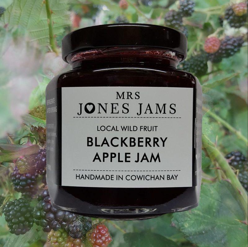 Mrs Jones Blackberry Apple Jam