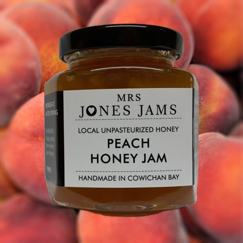 Mrs Jones Peach n Honey Jam