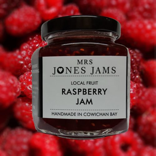 Mrs Jones Raspberry Jam