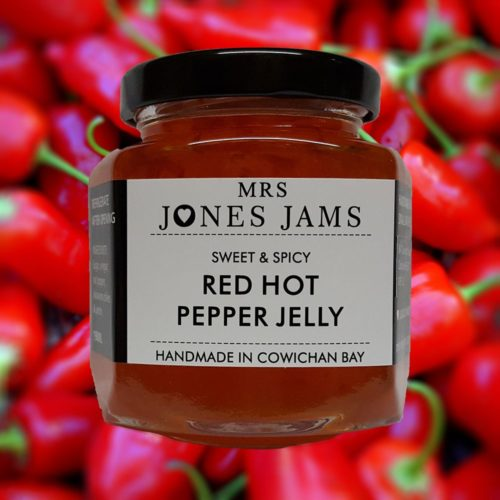 Mrs Jones Red Hot Pepper Jelly