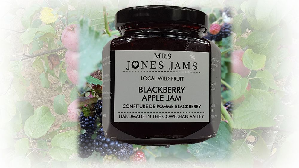 Mrs Jones Blackberry and Apple Jam