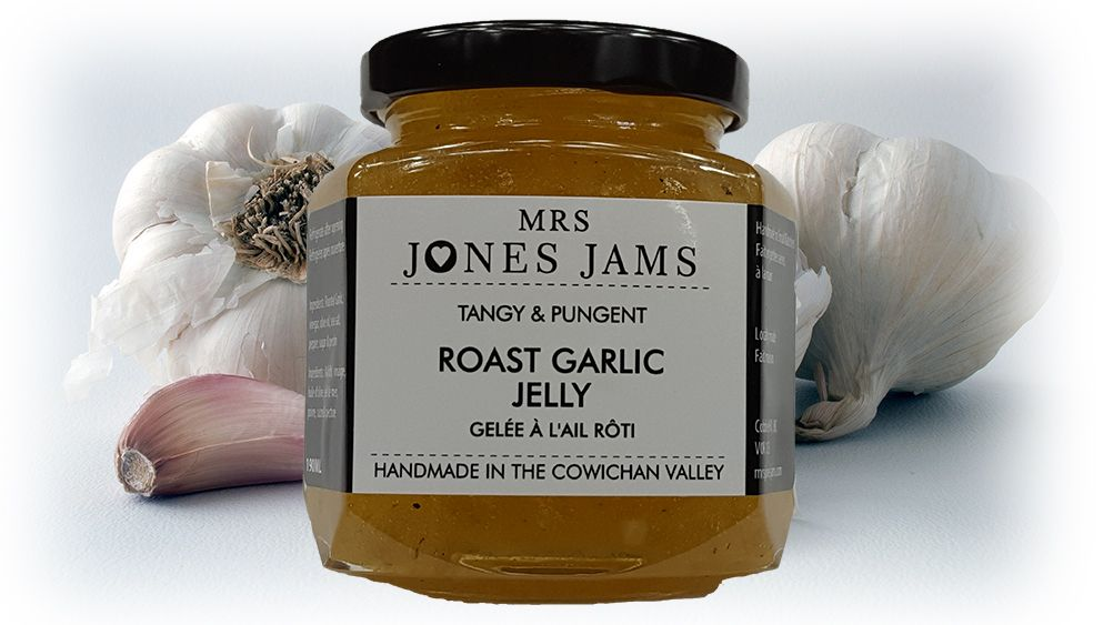 Mrs Jones Jams Roasted Garlic