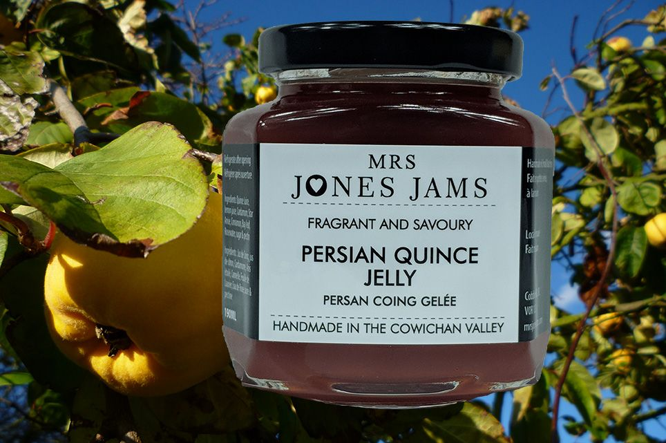 Persian Quince Jelly