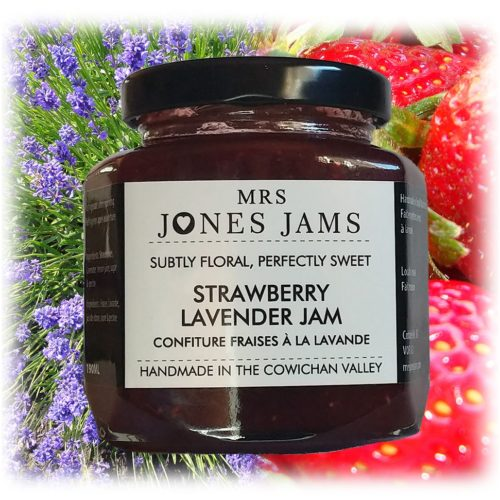 Strawberry Lavender Jam