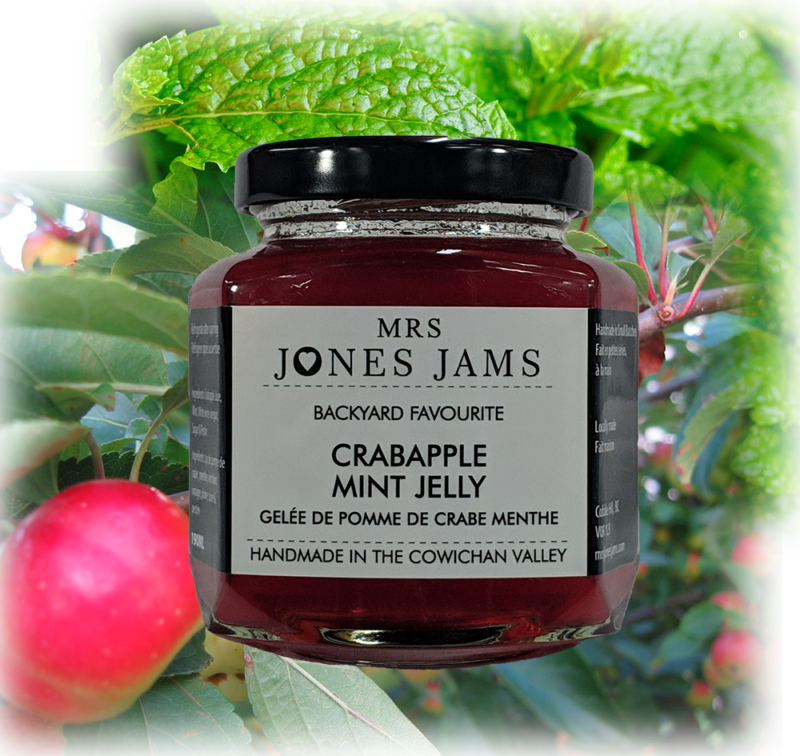 Crabapple Mint Jelly